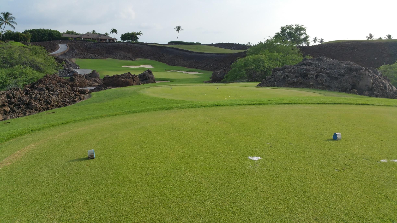 Mauna Lani Resort Golf Course, Kamuela, Hawaii, USA