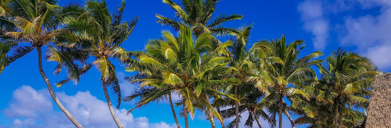 Rarotonga, Kuko salos