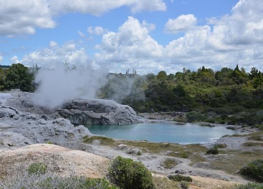 ロトルア, ニュージーランド