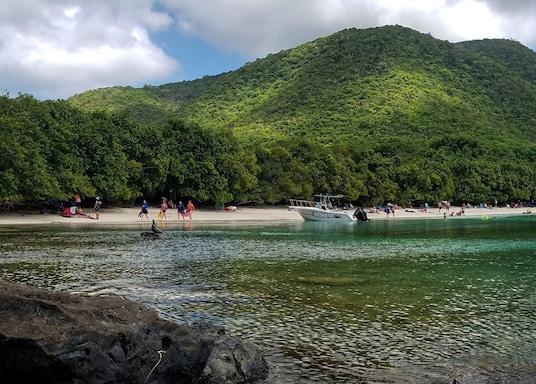 Махо Бэй, Виргинские острова США