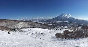 二世谷山滑雪場