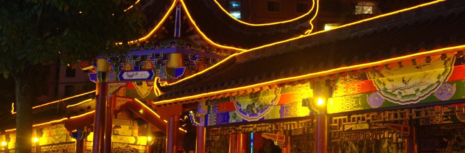 Біцзе, Китай