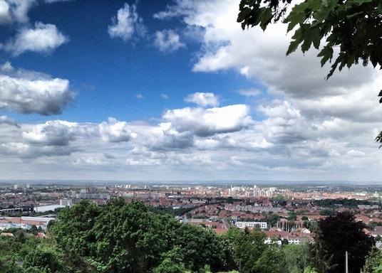 Löbervorstadt, Allemagne