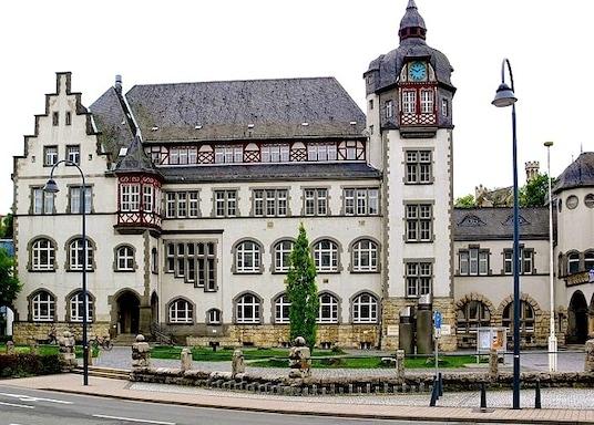 Jēna, Vācija