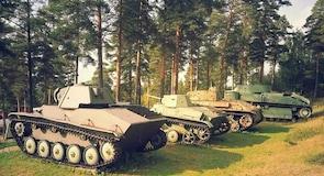 Museu de Tanques de Parola