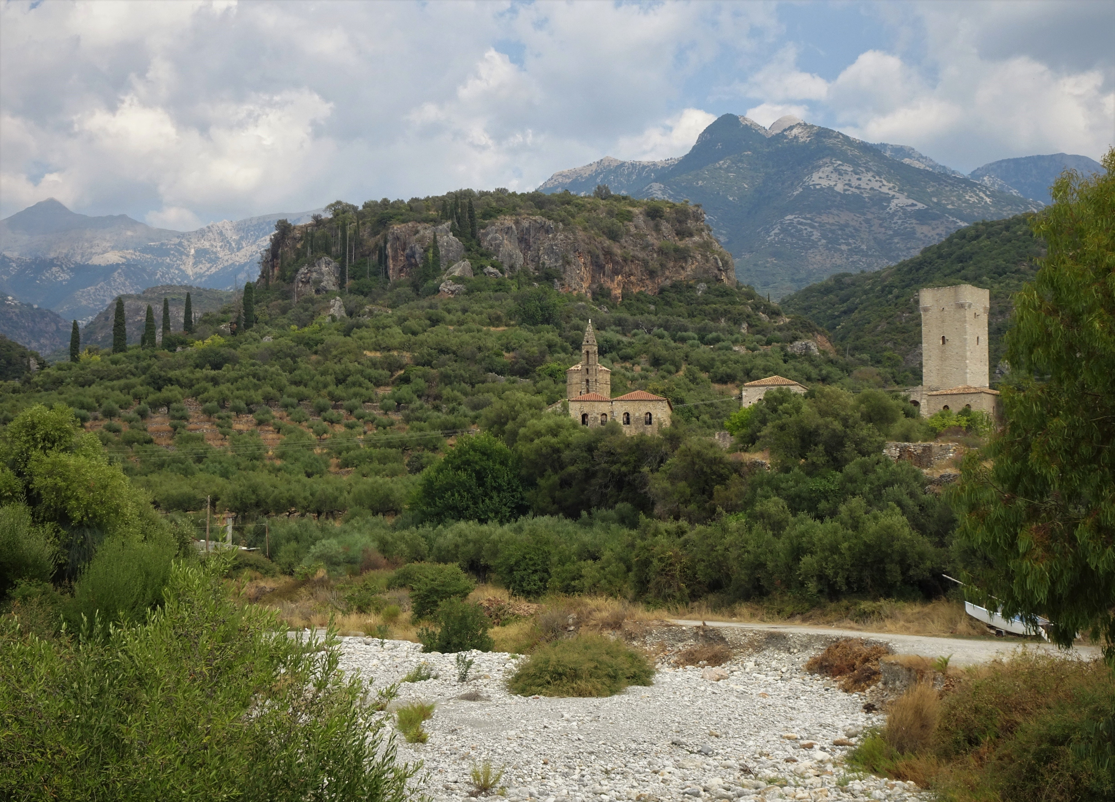 West Mani, Peloponnese, Greece