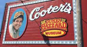 Cooter's Place'i muuseum