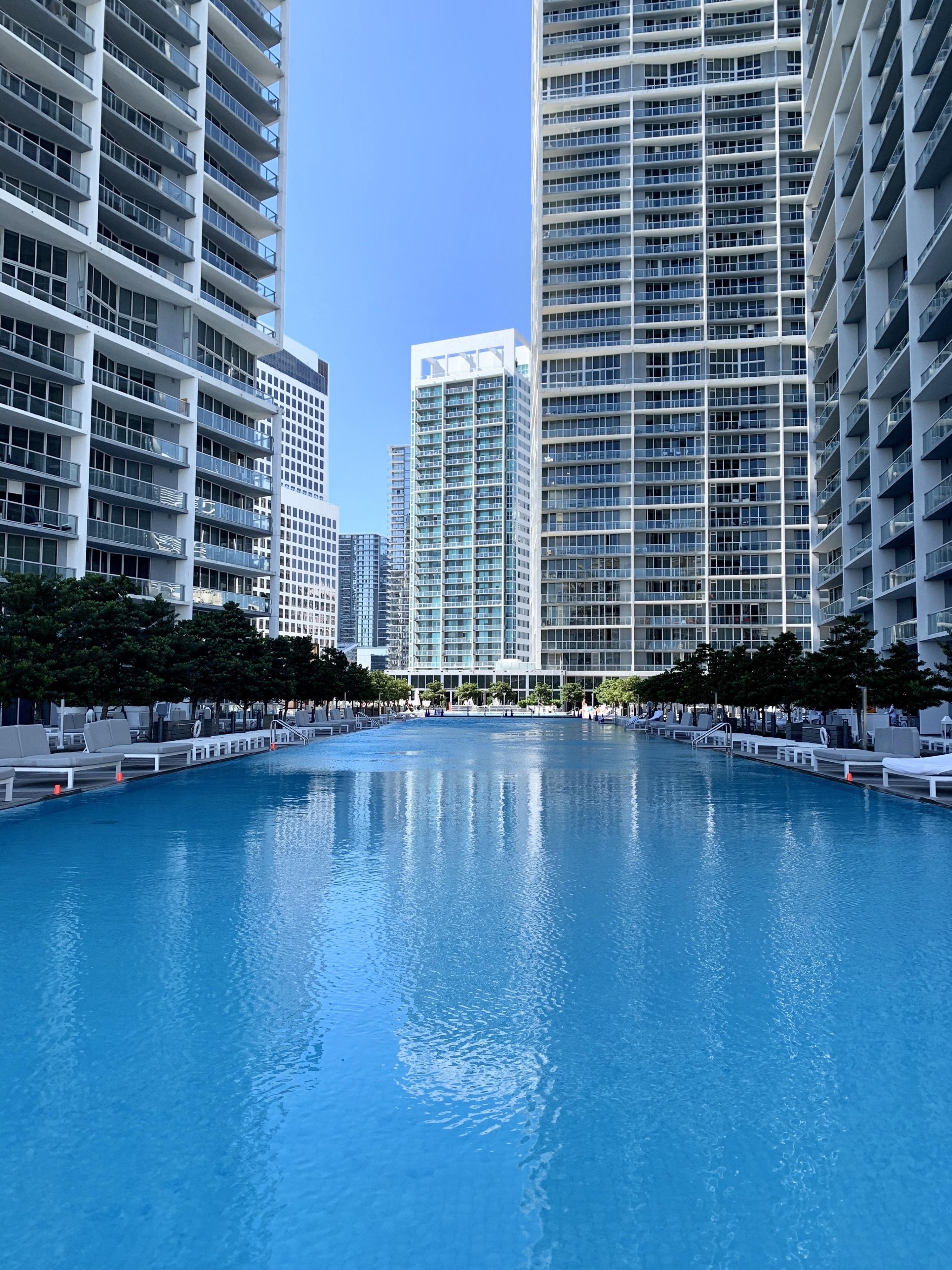 Icon Brickell, Miami, Florida, United States of America