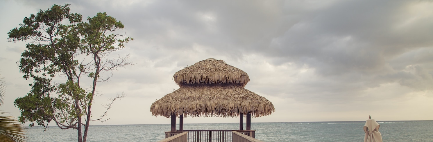 白宮, 牙買加