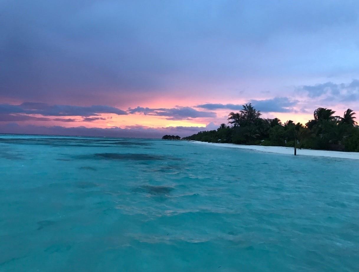 Wyspa Dhidhoofinolhu, Południowy atol Ari, Malediwy