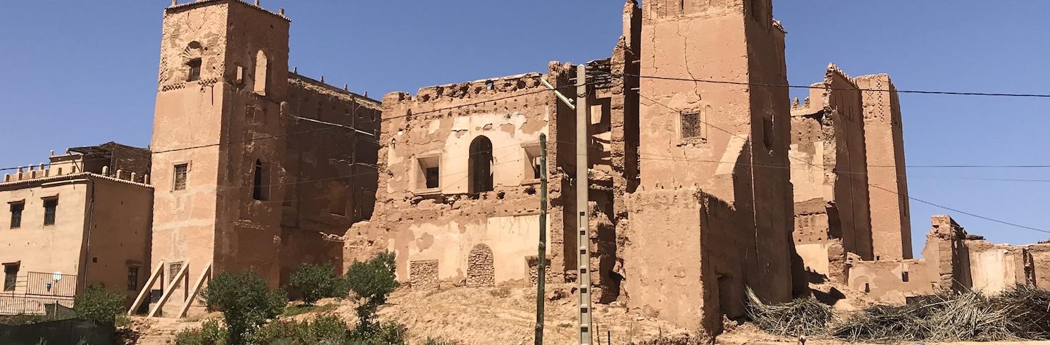 Taliouine, Maroko