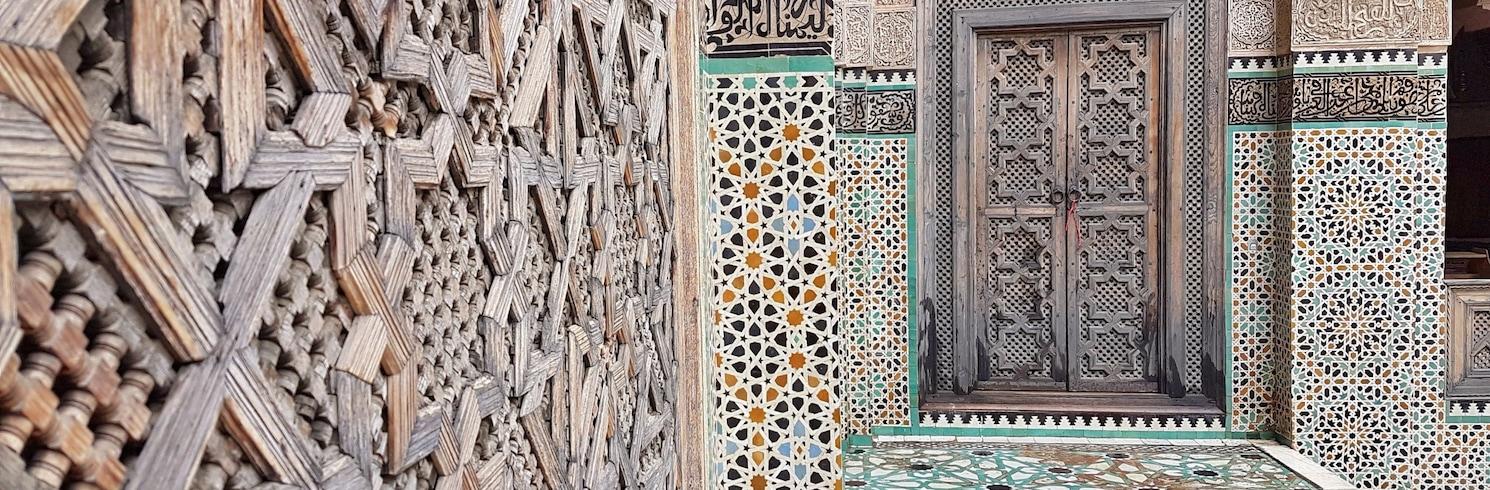 Fes, Marokas