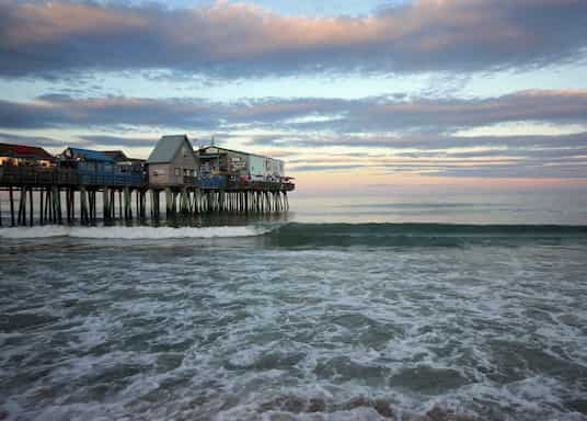 Old Orchard Beach, Maine, United States of America