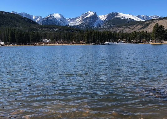 Estes Park, Colorado, USA