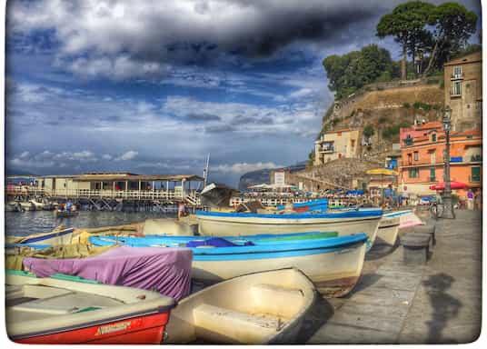 Sorrento, Italija