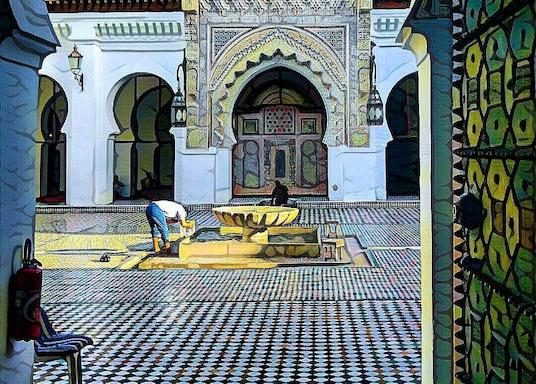Moulay Bouchta, Marokko