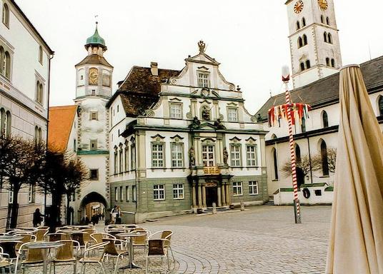 Ravensburg, Vācija