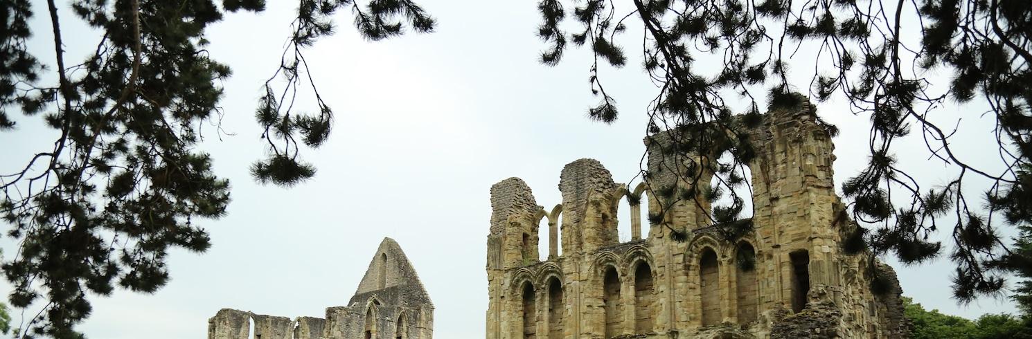 Much Wenlock, Lielbritānija