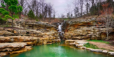 At the Top of the Rock there are some incredible sights to be seen at the Lost Canyon Nature Trail.  You can either walk the trail or take a golf cart and stop along the way to take photos or take in the breathtaking scenery.   #Missouri #USA #bestof5 #colorful