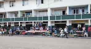 Castries Central Market