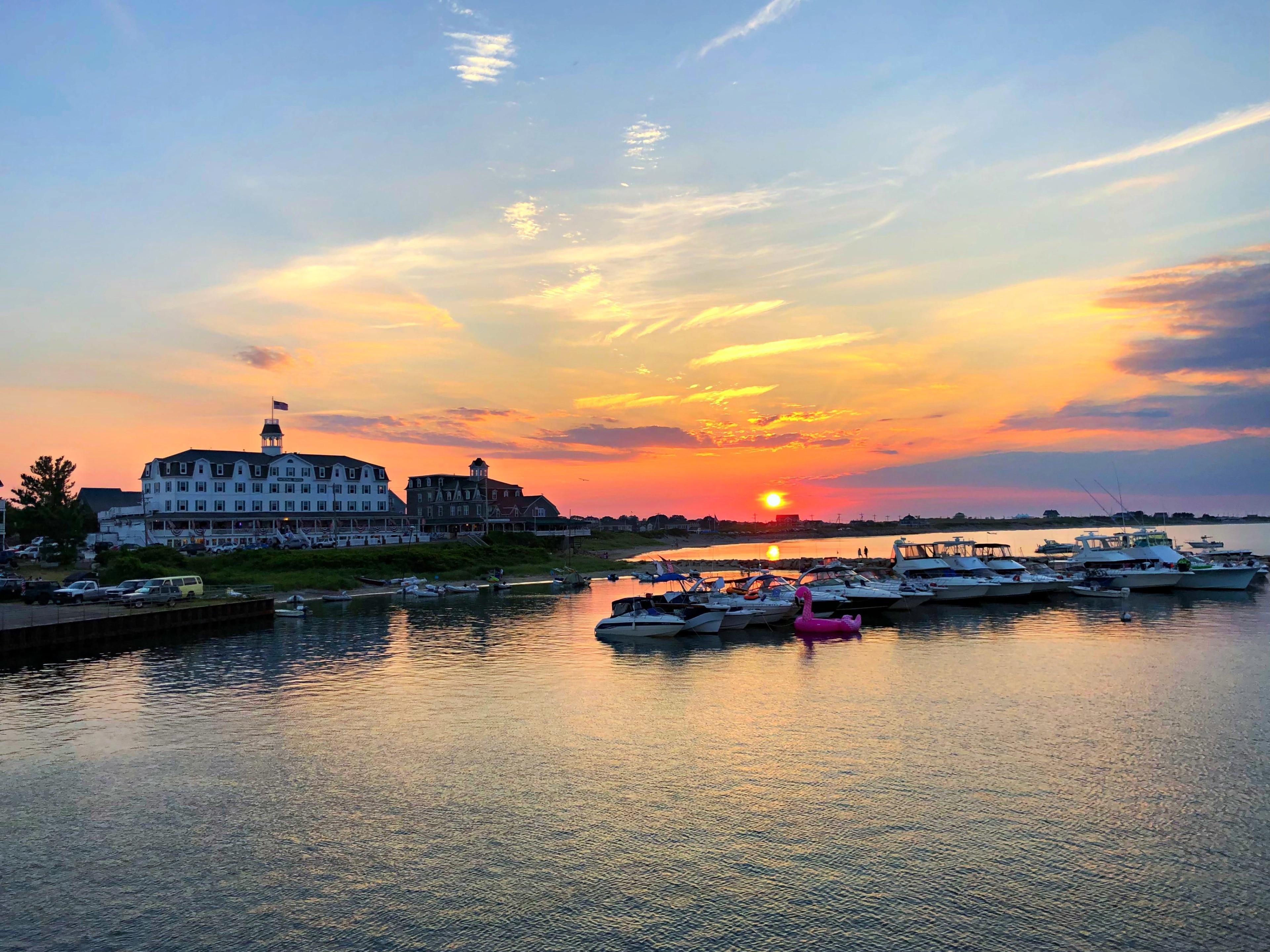 Old Harbor, Rhode Island, United States of America