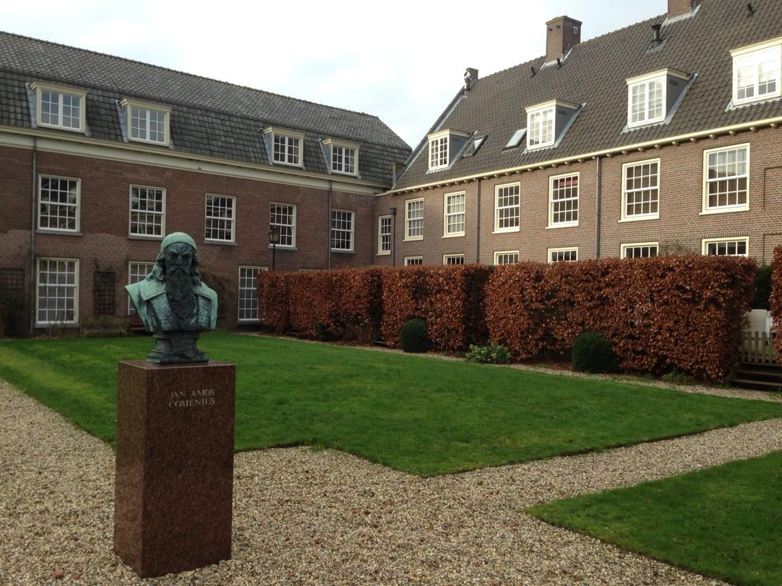 Comenius Museum, Naarden, Holandia Północna, Holandia
