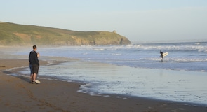 Praa Sands Beach
