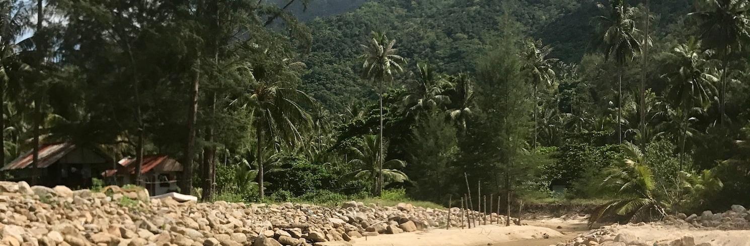 Ko Pha-ngan, Thailand