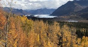 แหล่งสันทนาการแห่งรัฐ Matanuska Glacier