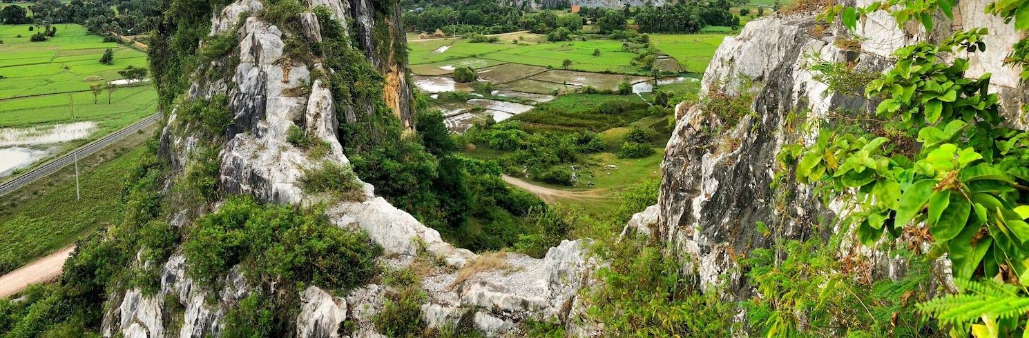 Kampong Trach, Kambodscha