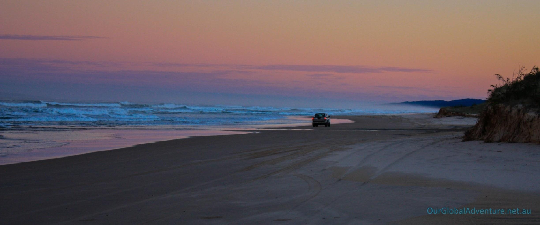 Happy Valley, Fraser Island, Queensland, Australia