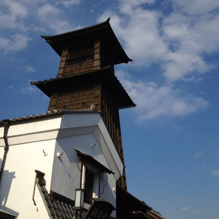 Kawagoe Castle, Kawagoe, Saitama Prefecture, Japan