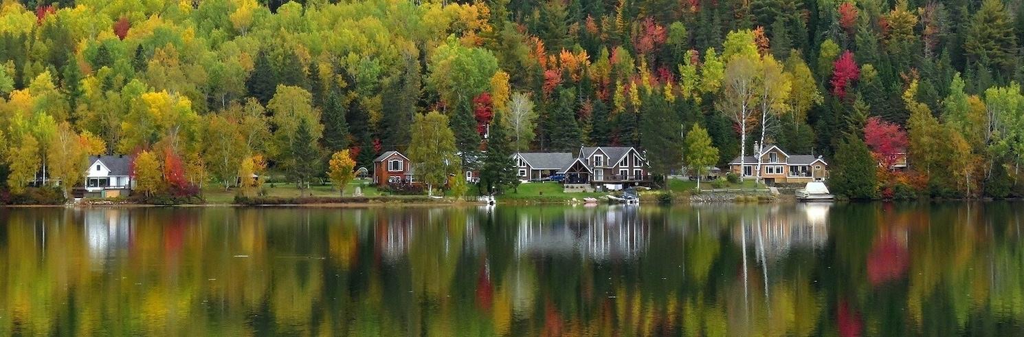 Saint Aime Des Lacs, Kvebekas, Kanada