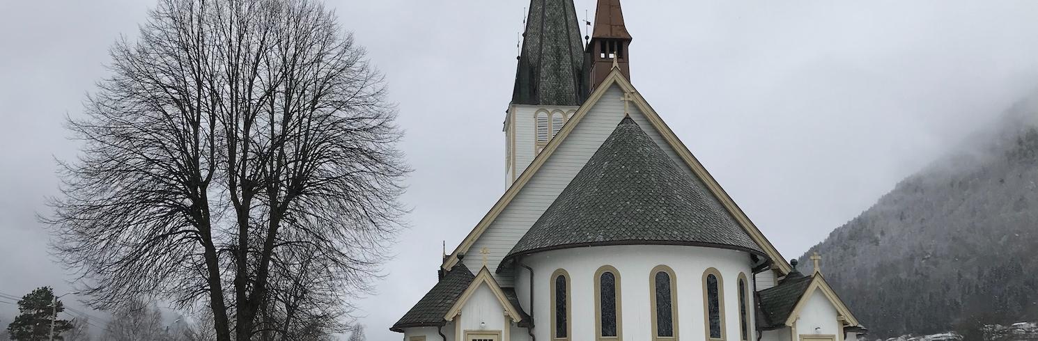 Orskog, Norja