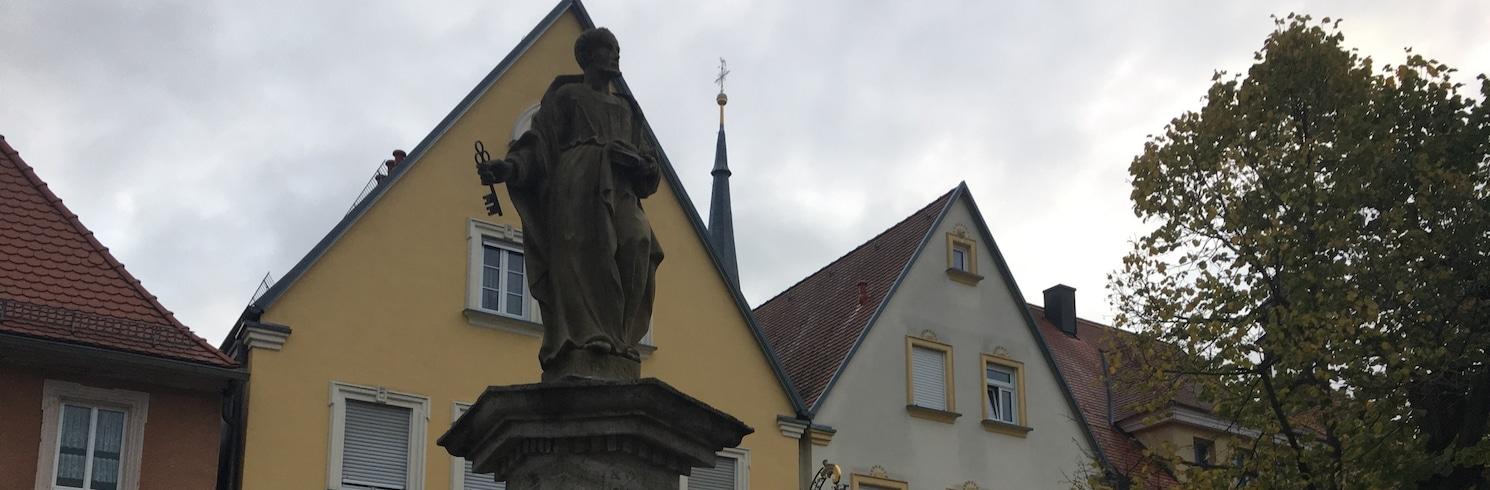 Schluesselfeld, Germany