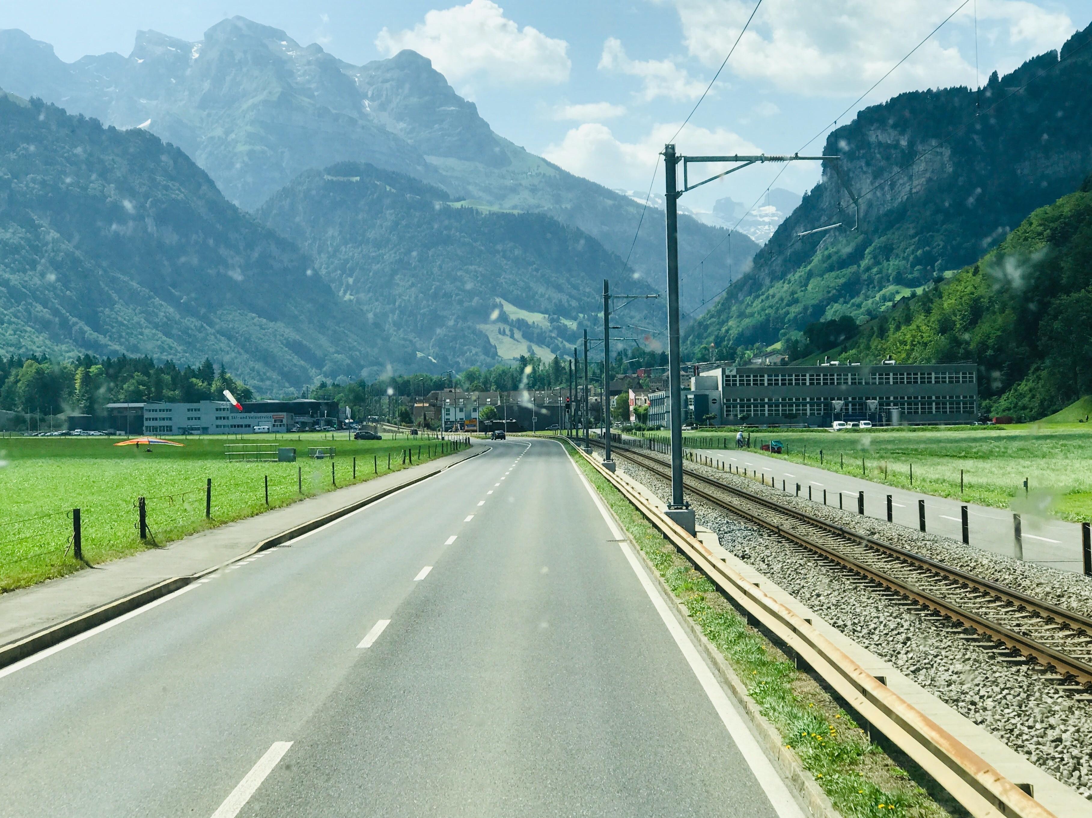 Oberdorf, Kanton Nidwalden, Schweiz
