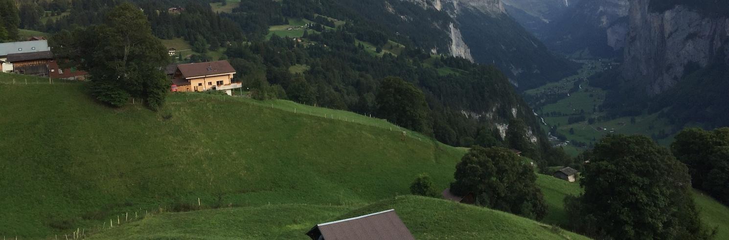 Wengen, Sveits