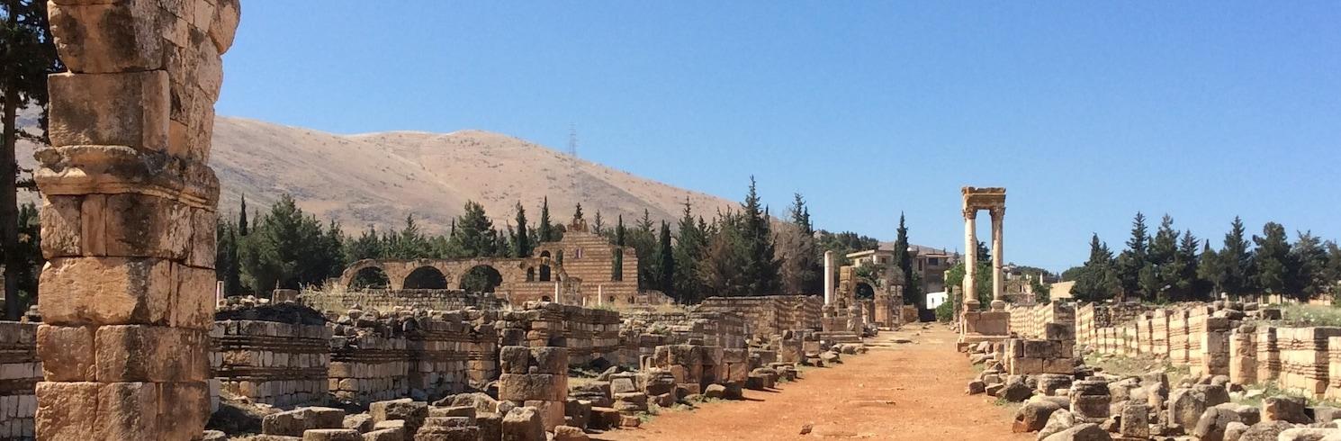 Andžaras, Libanas