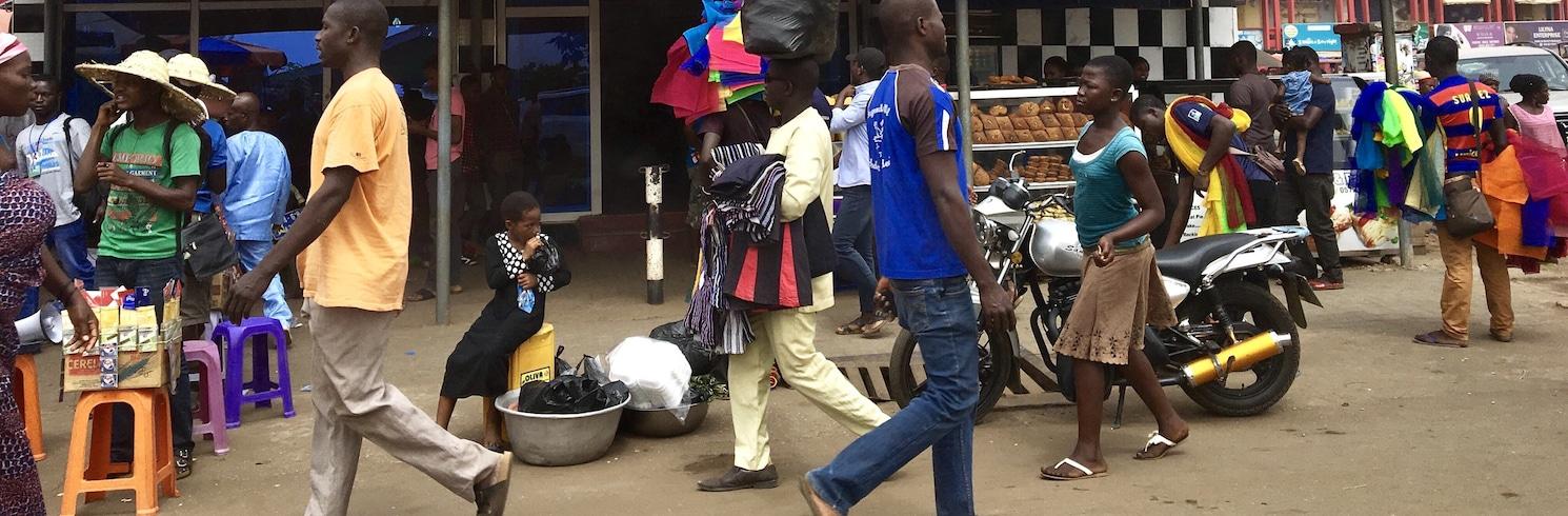 Madina, Gana
