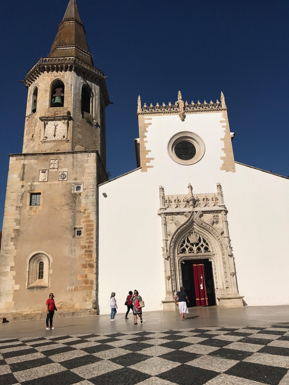 Sao Joao Baptista, Tomar, Santarem District, Portugal