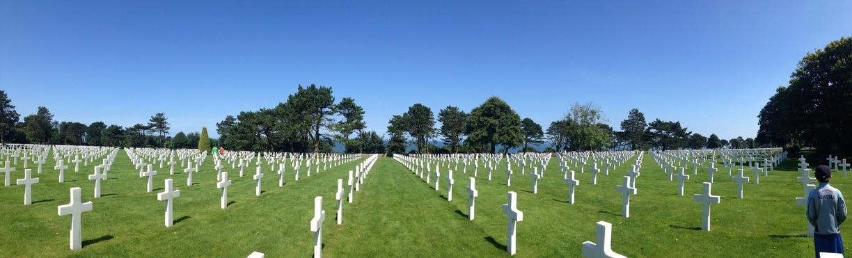 Omaha Beach Memorial Museum, Saint-Laurent-sur-Mer, Calvados, France