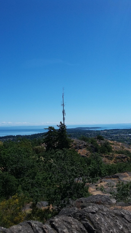Mount Douglas Park, Victoria, British Columbia, Canada