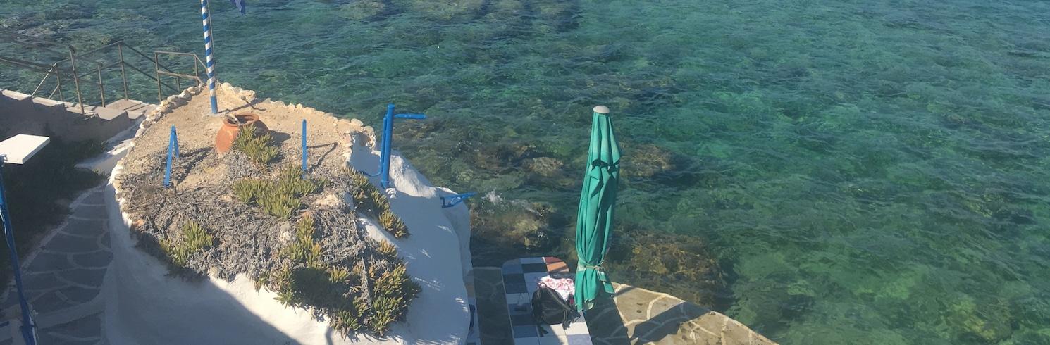 Mandrakia, Grekland