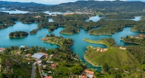 Rock of Guatape