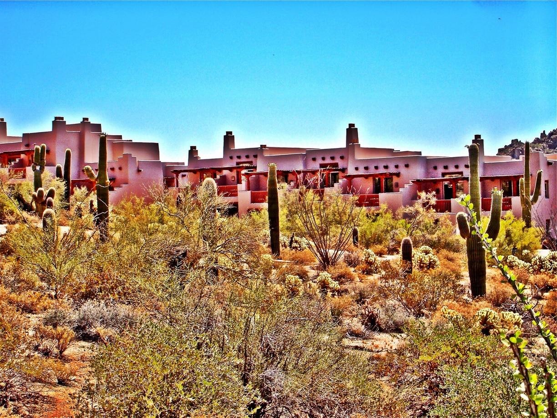 Troon North, Scottsdale, Arizona, USA