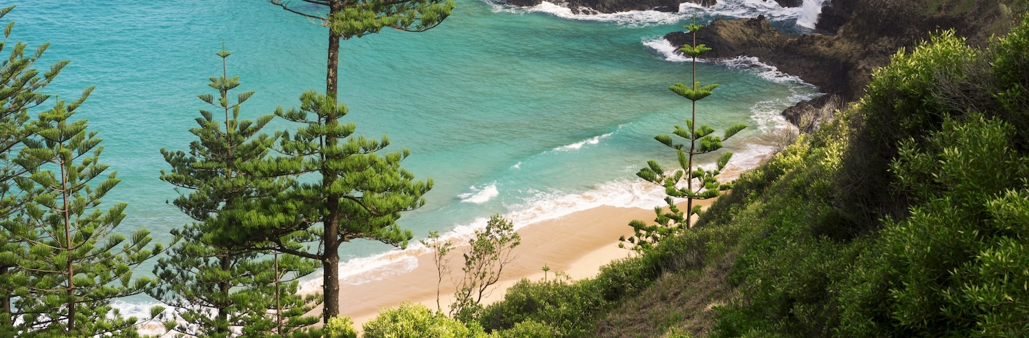 Norfolk Island National Park (parque nacional), Isla Norfolk