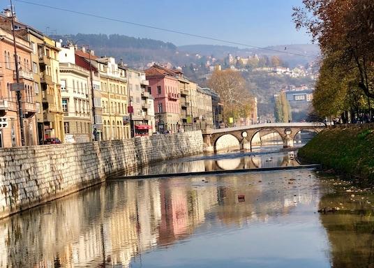 Bascarsije, Bosnia Dan Herzegowina