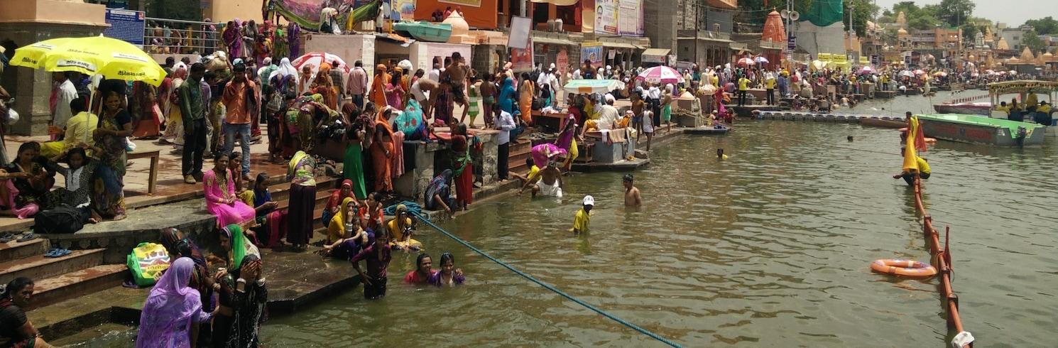 烏賈因, 印度