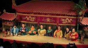 金龍水上木偶劇院