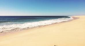 Pláž Ilha da Barreta Beach